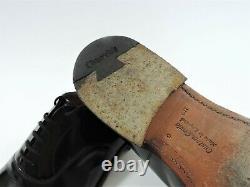 Church's Mens Shoes Custom Grade Oxford Caps UK 11 US 12 EU 45 G Consul Black