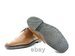 Church's Mens Shoes Custom Grade Tan worn 3/4 times UK 8 F US 9 EU 42 Vibram