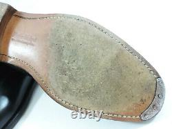 Church's Mens Shoes Custom Grade UK 8.5 US 9.5 EU 42.5 F Oxford Cap Consul