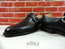 Church's Mens Shoes Tan Custom Grade UK 9.5 F US 10.5 EU 43.5 Buckle Worn Once