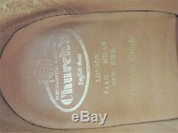 Church's custom grade Grafton Brogues UK 7.5 US 8.5 EU 41.5 G worn 3/4 times