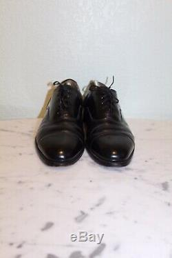 Churchill Churchs Quality Grade Sz 9.5 E Leather Loafer Shoes