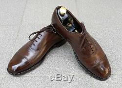 Churchs CONSUL Mens Custom Grade Leather Cap Toe Oxfords