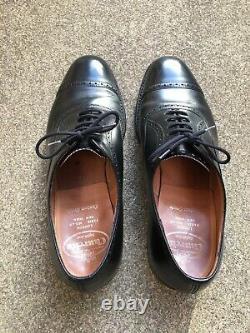 Churchs Custom Grade Cap-toe Oxford, Legate, (UK) 8.5 F, (EU) 42.5, (85F73)