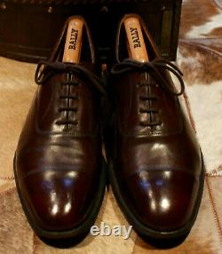 Churchs Custom Grade Consul Dark Brown Leather UK 10F