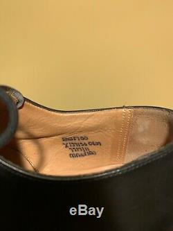 Churchs Custom Grade Derby Blucher Shoes US 9.5 D / UK 8.5 F