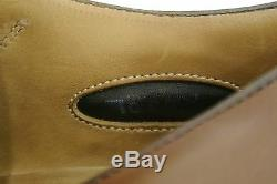 Churchs Custom Grade George Brown Double Monk Monkstrap Shoes 002 Last 7 F EUC