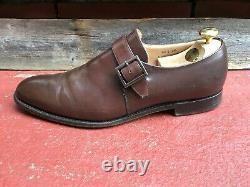 Churchs Custom Grade Monk Shoes, Lisbon, (UK) 9 F (90F136)