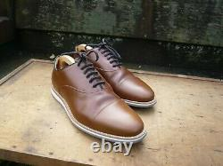 Churchs Custom Grade Oxford Shoes Brown / Tan Uk 9.5 Hirst Worn Once
