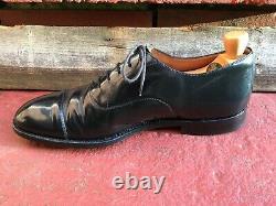 Churchs Custom Grade cap-toe oxford, Consul, size (UK) 10 E, (100E73)