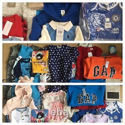 Clothes bale 55 kilo, Children's clothes age 0-12 years Grade A summer wear