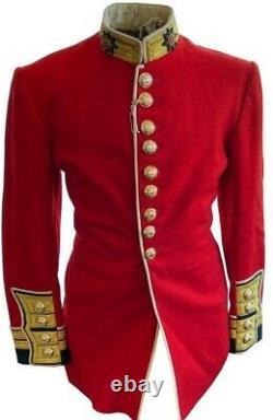 Coldstream Guards Bandsman Tunic 6'0/40 5/8/33 5/8/ Grade 1 Used SV141