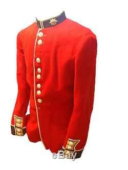 Coldstream Guards Sergeant Bandsman Tunic Grade 1 44 Chest GGG101