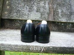 Crockett & Jones Hand Grade Loafers Black Uk 8.5 Rosebery -excellent Cond