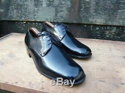 Crockett & Jones Hand Grade Vintage Brogues Black Uk 10.5 Unworn Condition