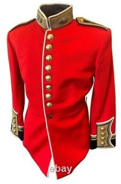 GRENADIER Guards OFFICERS Ceremonial Red TUNIC Grade 1 British Army SP10