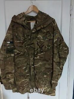 Genuine SAS British Army MTP Windproof Gabardine Smock Size 180/96 Grade 1