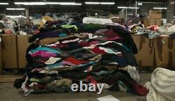 Grade A Ladies Clothes Mix Sizes 100 kg NO damage with 5% new clothes with tags