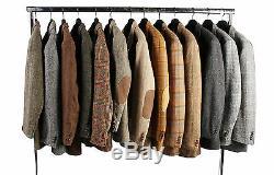 Harris Tweed Jackets Blazer Vintage Job Lot Wholesale X10 Pieces Grade A