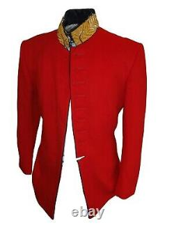 Household Cavalry Tunic Captain Major A Grade 2 Used Genuine Issue SP270