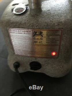 Jiffy Steamer J-4000 Pro-Line professional grade garment/clothes steamer