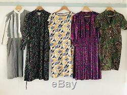 Job Lot #C Wholesale 60 x 50s 60s 70s 80s 90s Vintage Dresses A Grade