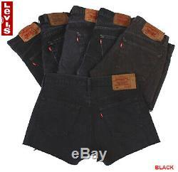 Job Lot Vintage Levis Shorts High Waisted Grade A Wholesale X20 Pieces