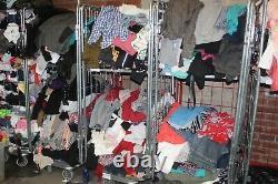 Job Lot Wholesale Bundle Mixed Mens Clothing Grade A+B 50 Kg
