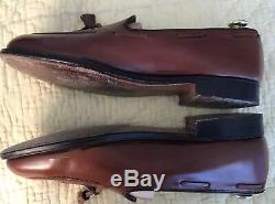Keats Brown Church's Custom Grade Tassel Slip On Loafer 12 D Guaranteed