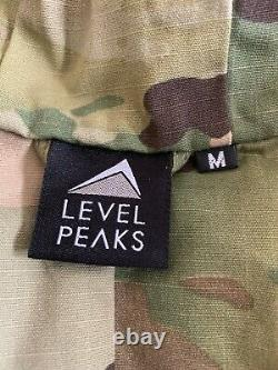 Level Peaks Crye Precision Multicam Smock Medium UKSF Windproof MTP