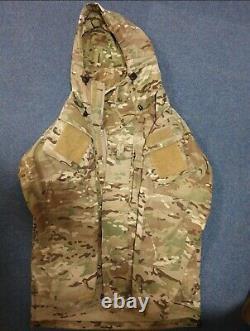 Level Peaks SF Technical Windproof Smock Medium Jacket Combat Multicam Uksf Mtp