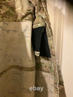 Level Peaks Smock/Jacket Army Military. Size XL