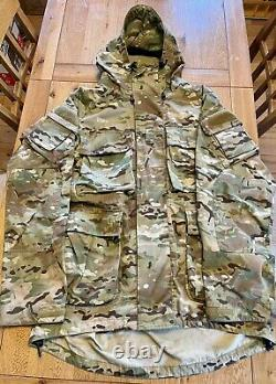 Level Peaks UKSF Windproof MTP Smock XL Army Standard Issue Technical Jacket