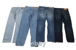 Levis Denim Jeans Grade B 90s Retro Vintage Job Lot Wholesale X20 Pieces