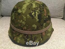 Military PASGT Ballistic Helmet Canadian Army Grade Kevlar Bulletproof Combat