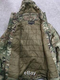 Mtp Carinthia Hig 2.2 Jacket Size Large Used Grade 1 Army Issue