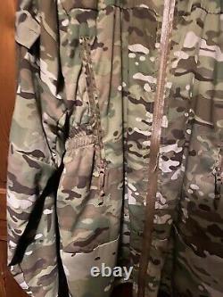 MultiCam ORC Industries PCU Level 5 Soft Shell Jacket XXL 2XL UKSF SF FR