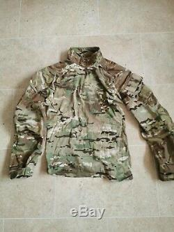 Patagonia Level 9 L9 Next To Skin Multicam Combat Shirt Size Small Regular