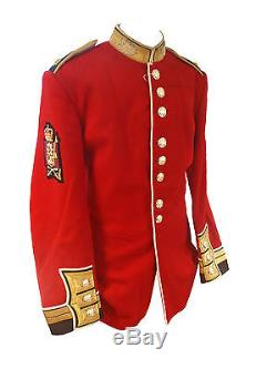 Scots Guards Warrant Officer Trooper Tunic Grade 1 Various Sizes