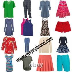 Second Hand Used Clothes 100kg Wholesale Women's UK Market Grade A All Season