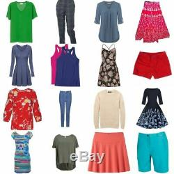 Second Hand Used Clothes 25KG Wholesale Women's UK Mix Premium cream Grade £7KG