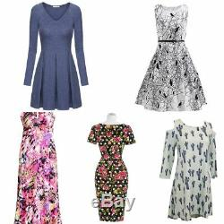 Second Hand Used Clothes 60 x Women's Dresses, premium A+ Grade £2.00 Each