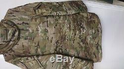 Special Forces level peak mtp windproof crye peecision smock jacket size xl