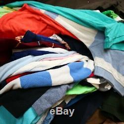 Tommy Hilfiger Mens Womens Tshirts Tops Joblot Wholesale Grade A X90