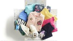Top Quality Children's Clothes, 100 Kilos Of Grade A All Seasons 0-12 Years