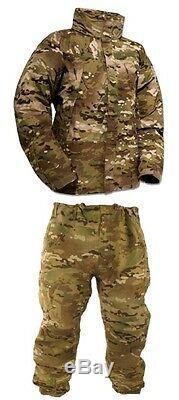 US Army OCP Multicam Level VI Lightwight Goretex USMC Nässeschutz Jacke Hose MR
