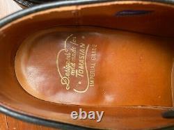 VTG Rare 1950s Tomasian Imperial Grade Shell Cordovan Long Wing Bluchers 9.5 B