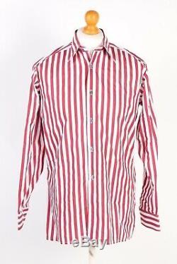 Vintage 70s Shirts Mens Retro Job Lot Bulk Wholesale 20 KG Grade A -Lot444