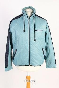 Vintage Branded Puffer Jacket Padded Quilted Coat Job Lot X10 Pieces Grade A