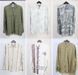 Vintage Branded Shirts 90s Retro Grade A Job Lot Wholesale X50-lot326